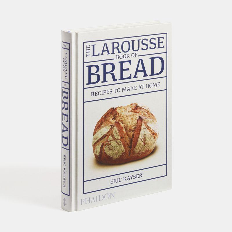 THE LAROUSSE BOOK OF BREAD | SARAH BORIS DESIGN