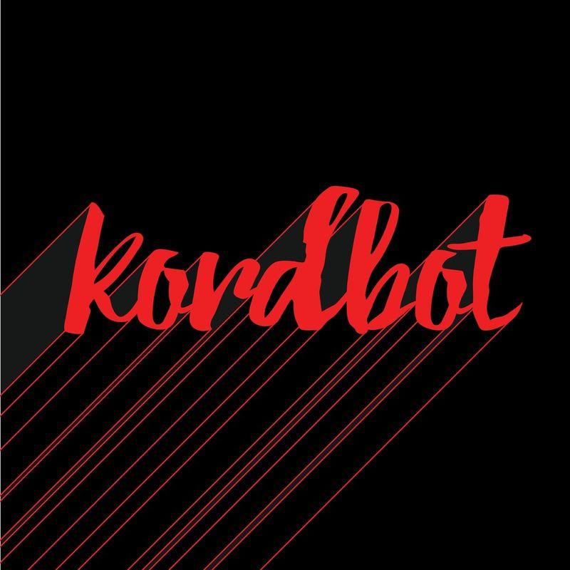 KordBot Logo (Reinterpretation)