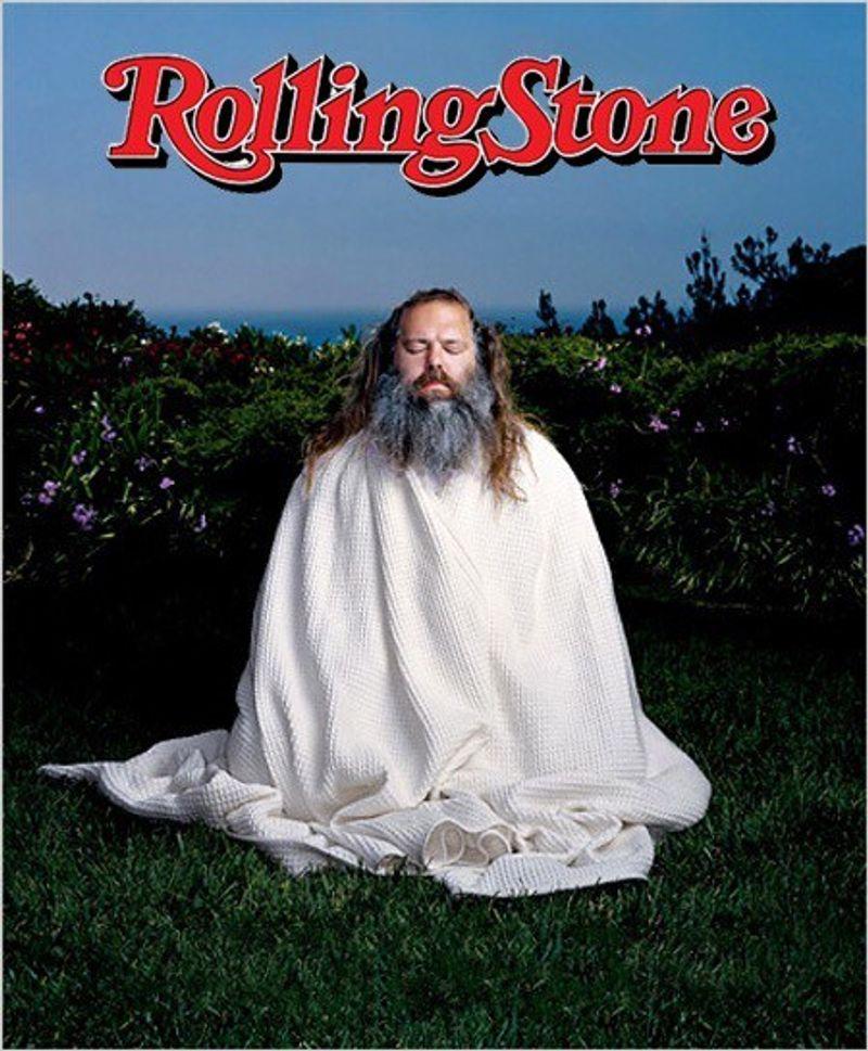 Rick Rubin for Rolling Stone Magazine (Concept)