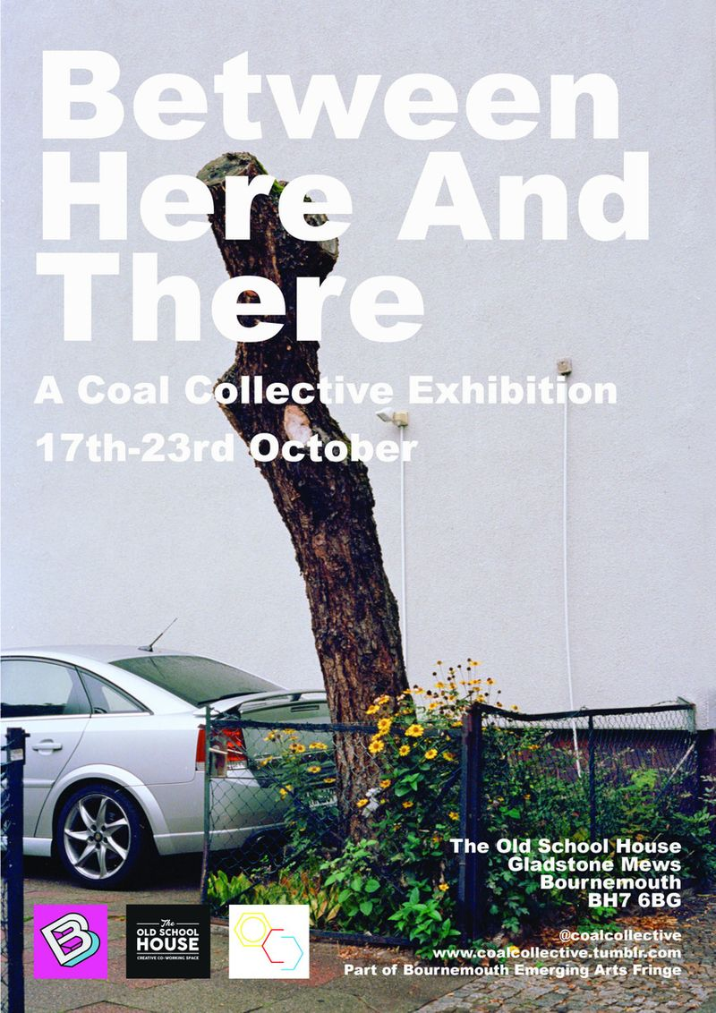 Between Here and There Exhibition