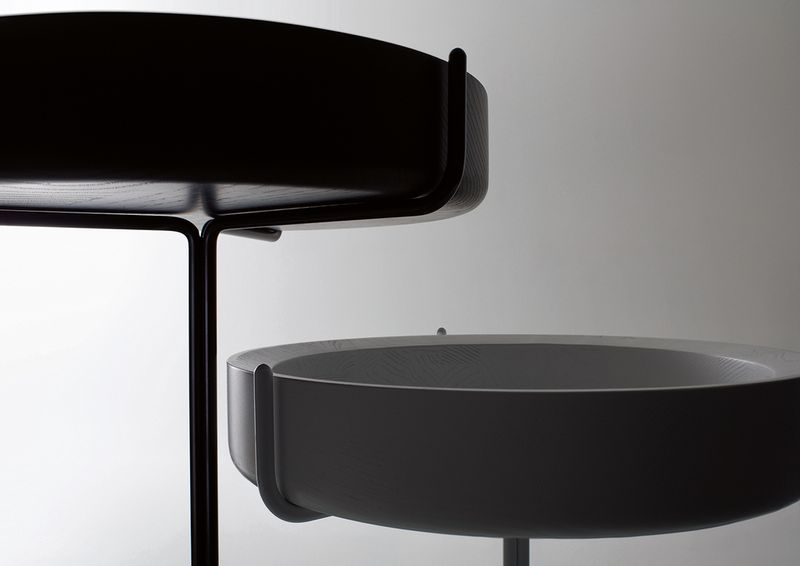 Drum Table for Swedese