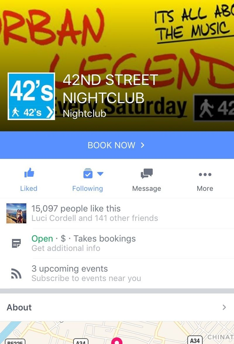 42nd Street Nightclub