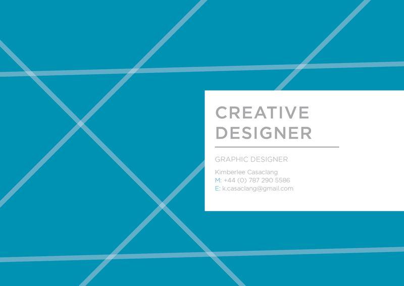 Kim's Design Portfolio