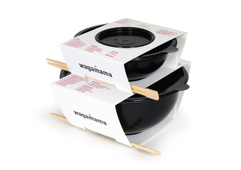 Wagamama Takeout Experience