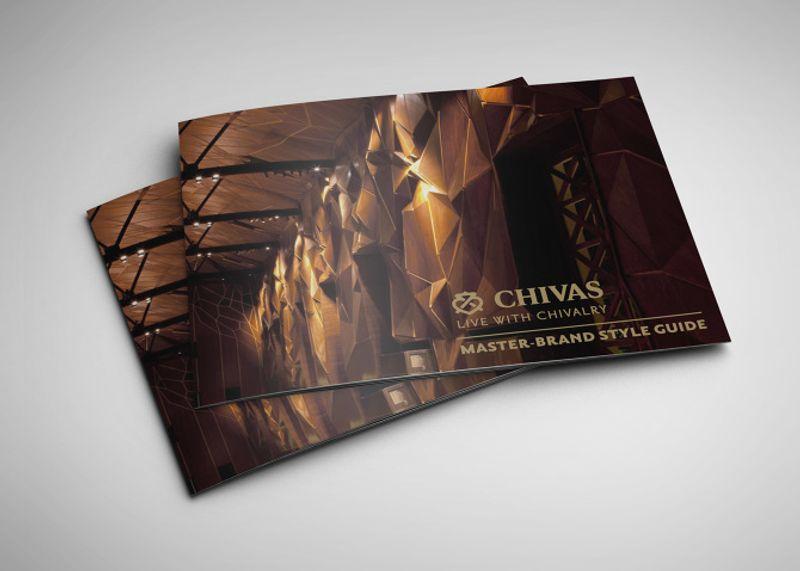 Chivas Brand Style Guide