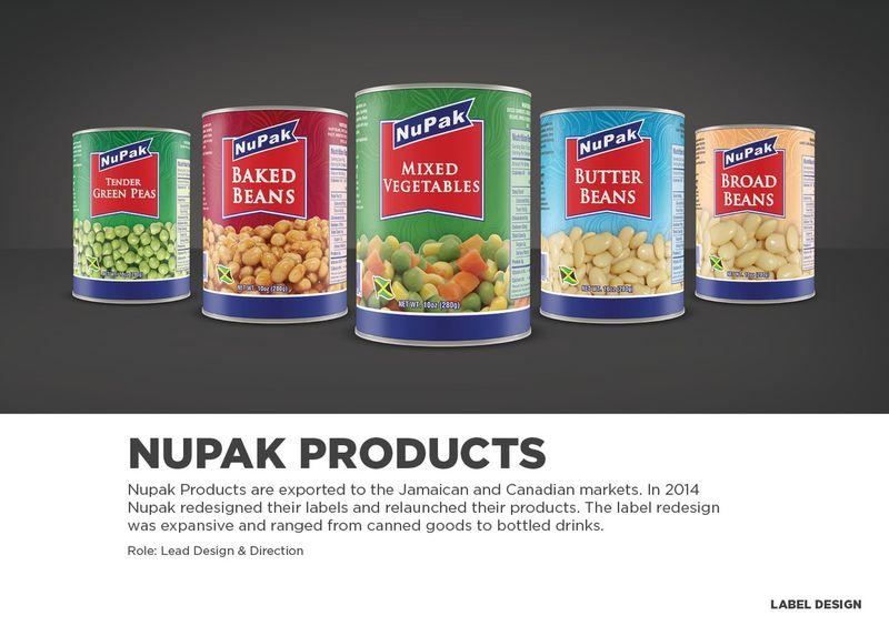 Nupak Rebranding Campaign