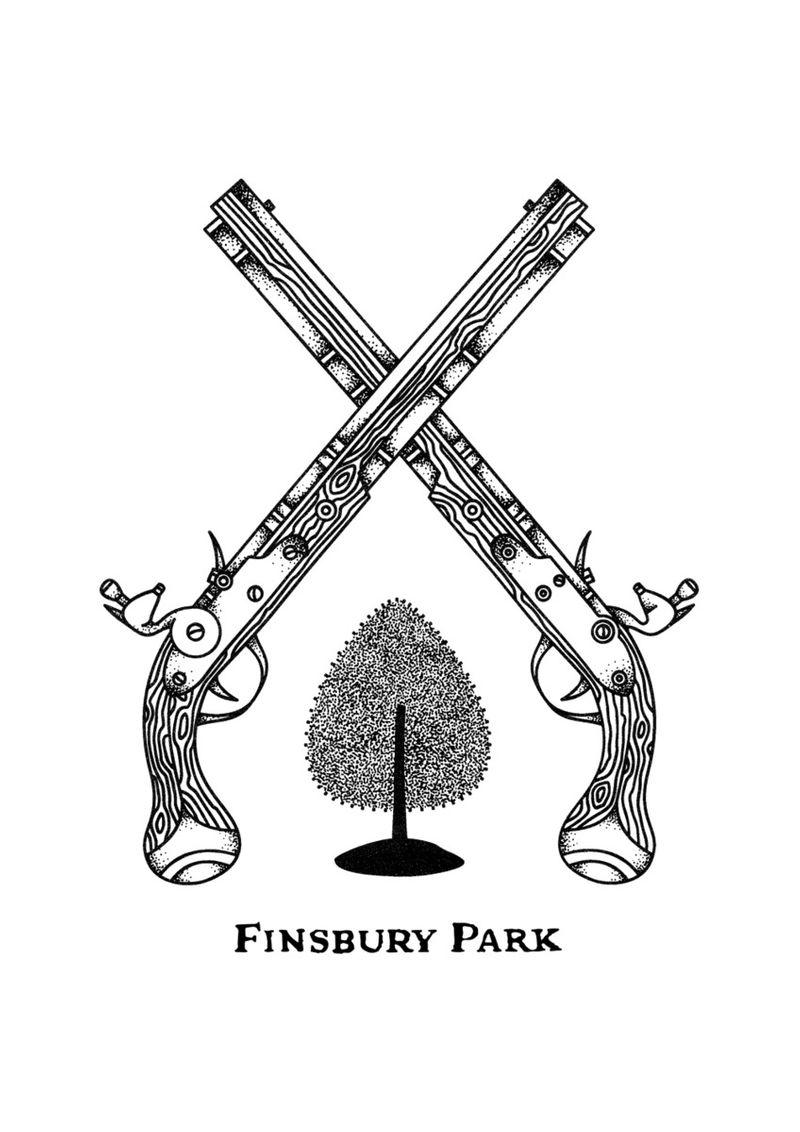 Guns Of Finsbury Park