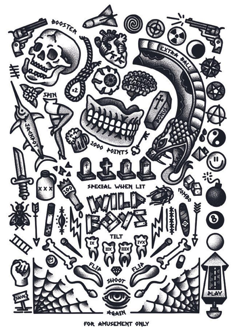 Wildboys Pinball