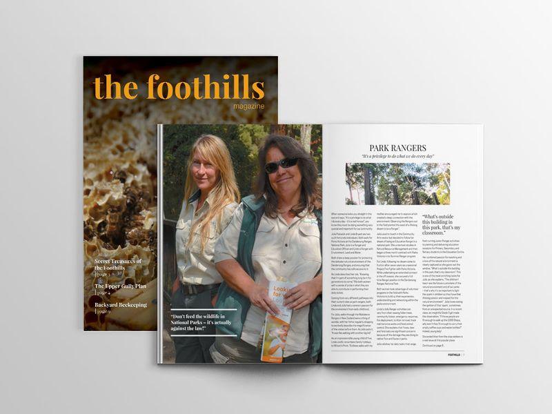 The Foothills Community Magazine