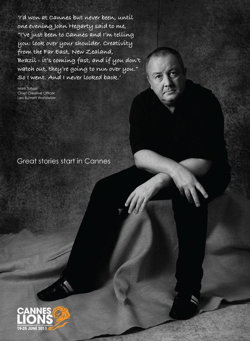 Cannes Lions Campaign