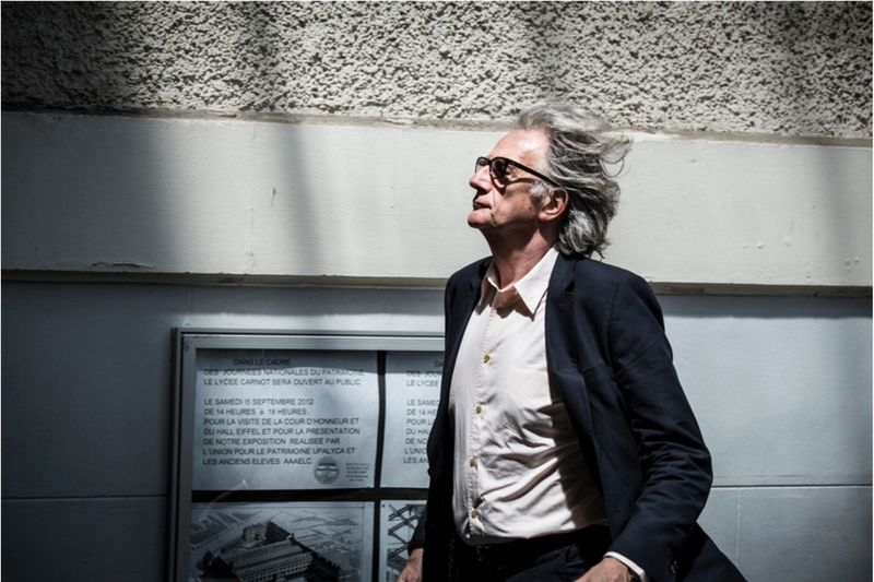 PAUL SMITH BEHIND THE SCENES