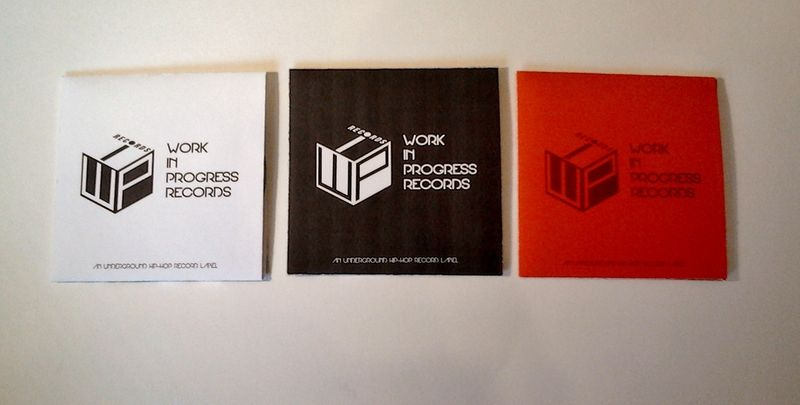Record label Branding