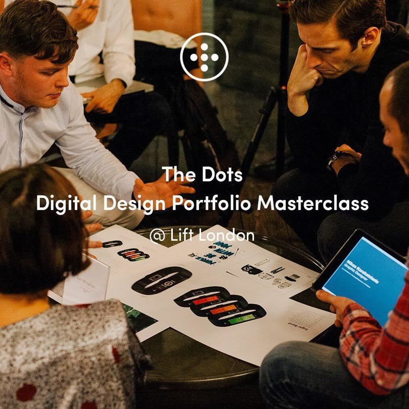 The Dots Digital Design Portfolio Masterclass