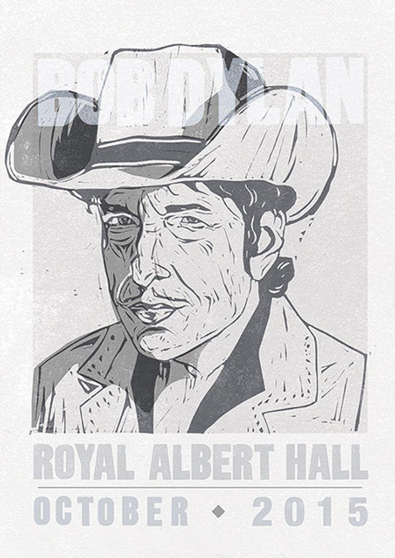 Bob Dylan at RAH