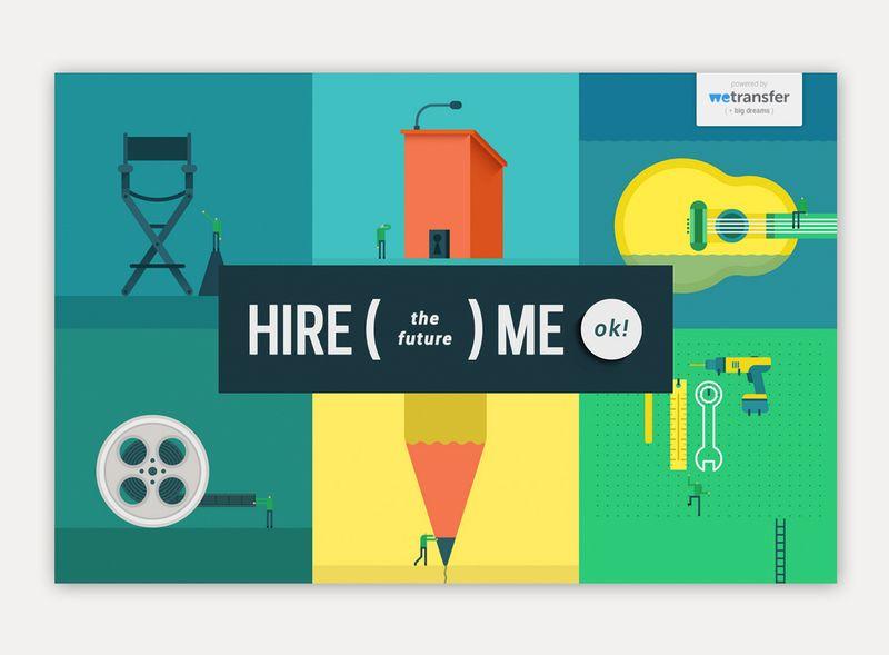Hire (The Future) Me