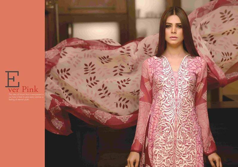 Surface Prints for Asian Women's wear