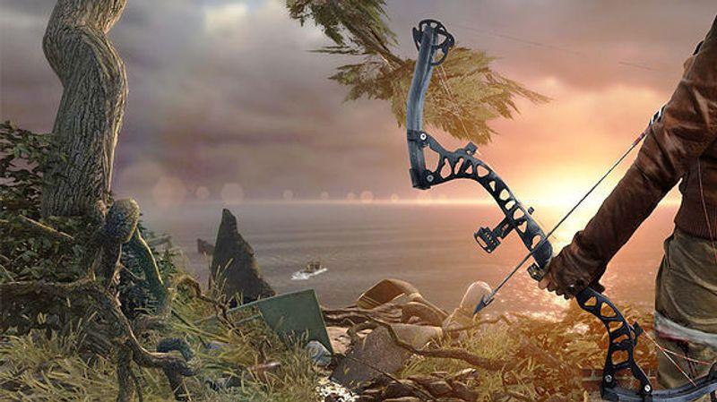 Tomb Raider Bow and Arrow