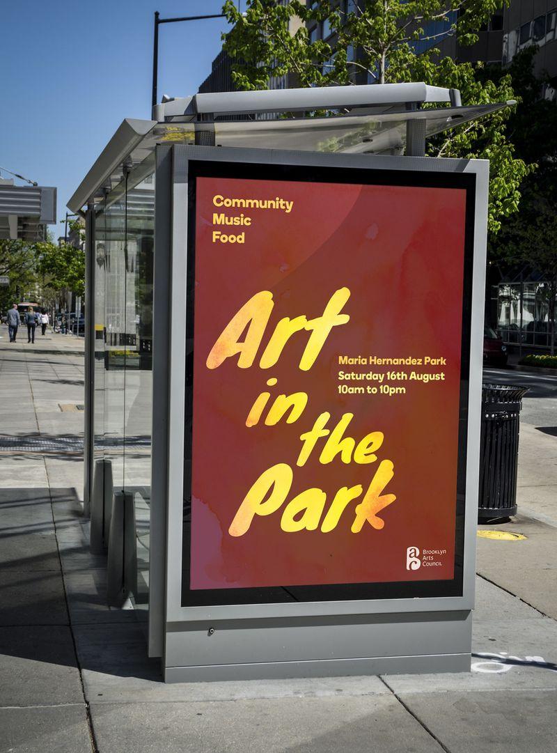 Art in the Park - Bushwick Festival