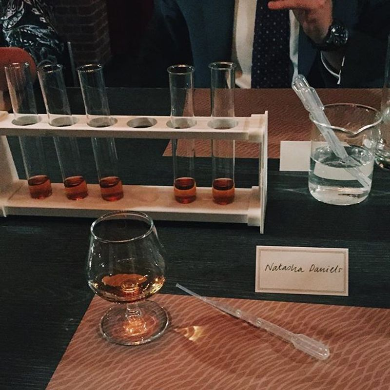 Chivas Regal Whisky Tasting