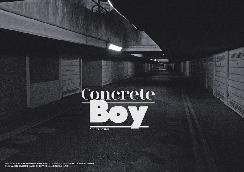 Concrete Boy