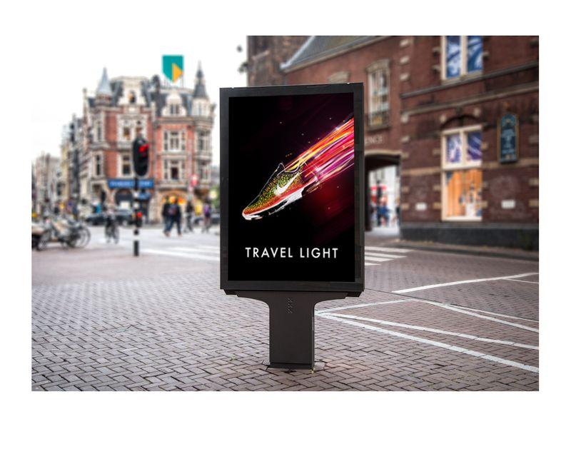 Nike Travel Light