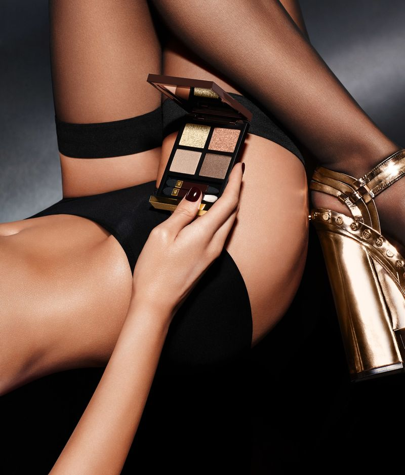 Tom Ford Holidays campaign