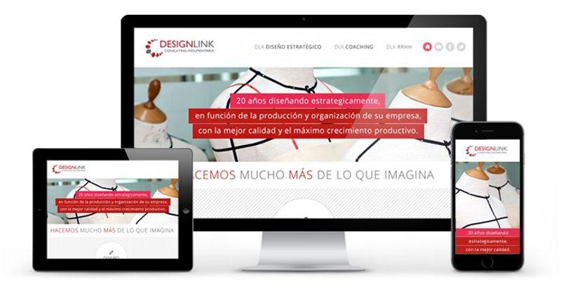 Designlink Website
