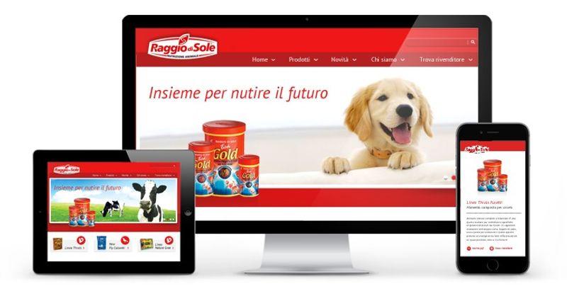 Raggio Di Sole Website