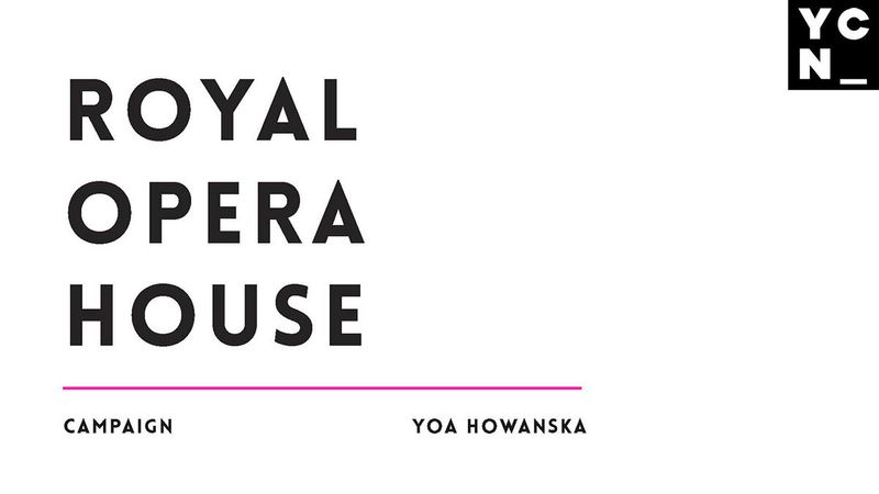 see if ti suits you / Royal Opera House / YCN