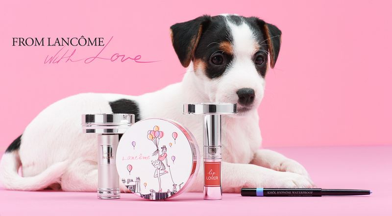 From Lancôme With Love
