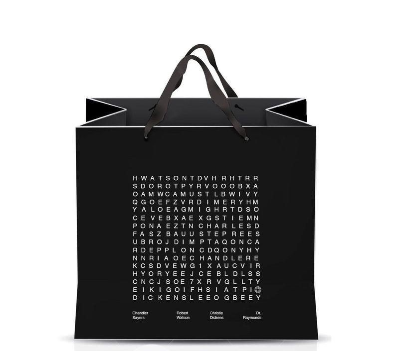 Surveillance Shopping Bag