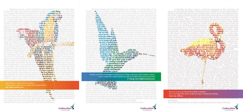 Caribbean Airlines Ad Campaign