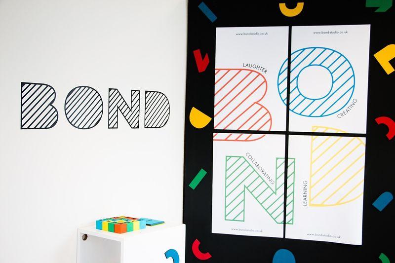 Design Agency Project: Bond Studio