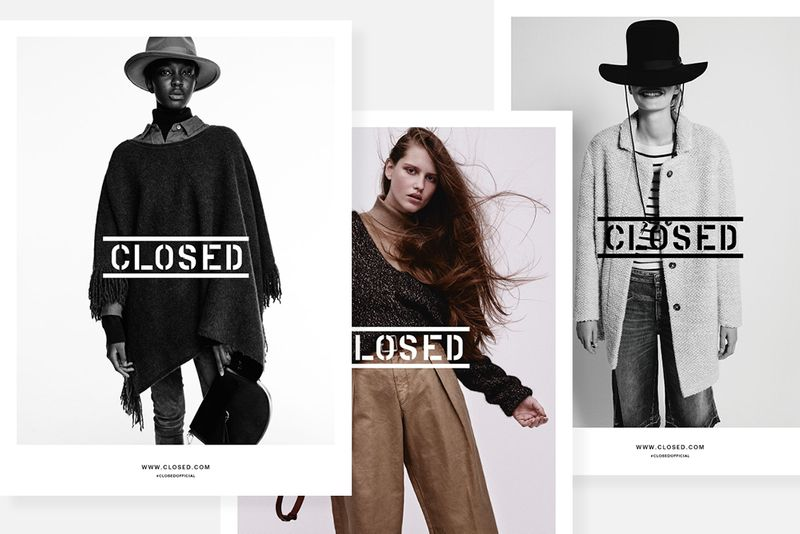 CLOSED Brand relaunch