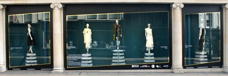 Fenwick's and Jakarta Fashion week collaboration