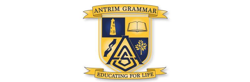 Antrim Grammar School Prospectus & Crest