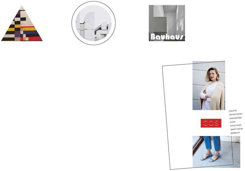 COS // Bauhaus