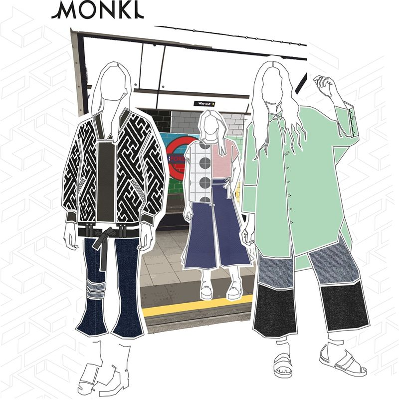 MONKI // Going Underground
