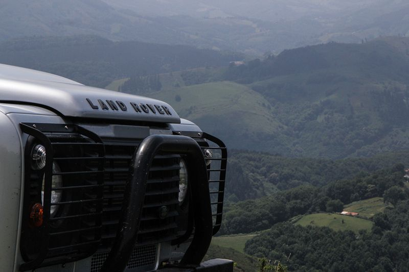 Photo report - Land Rover