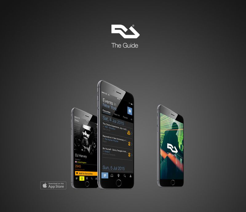 RA The Guide App