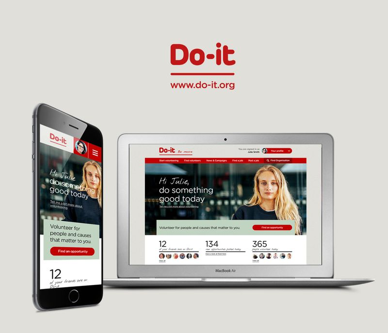 Do-It Volunteering Platform