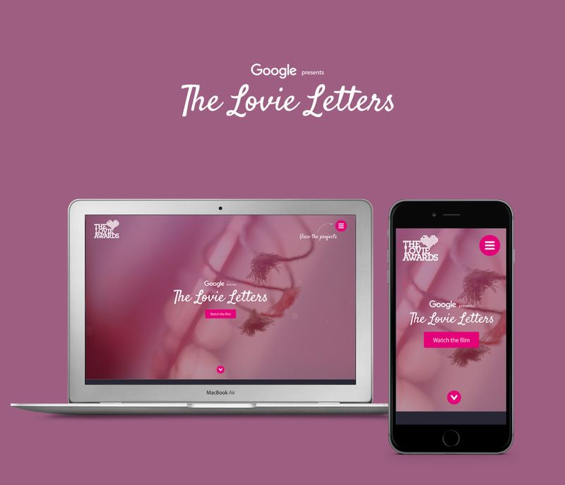 The Lovie Letters