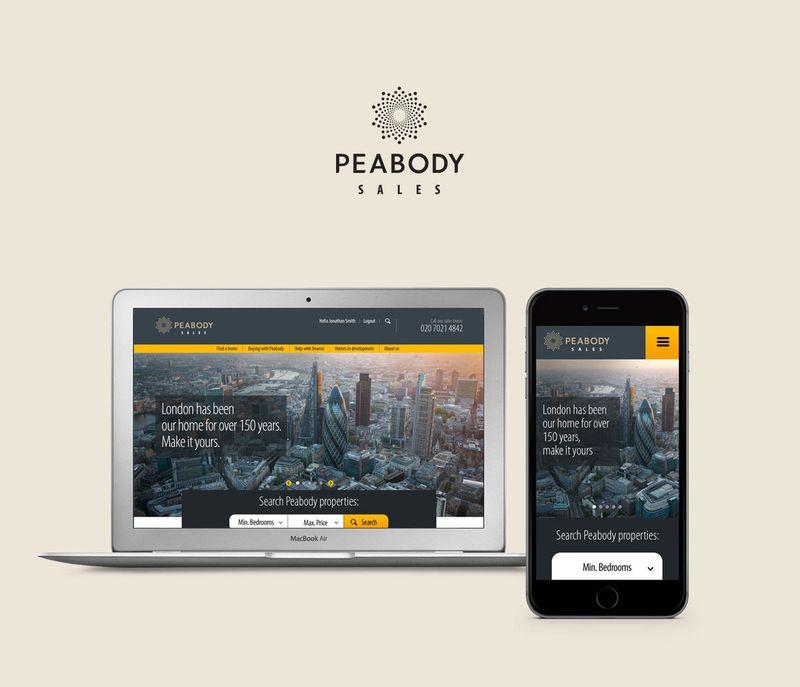 Peabody Sales Website