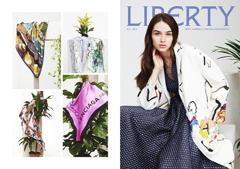 LIBERTY SS15 Magazine