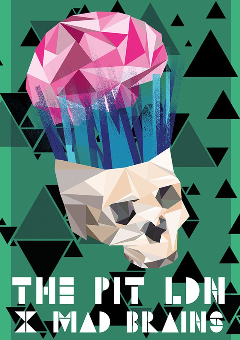 Poster for the PIT london