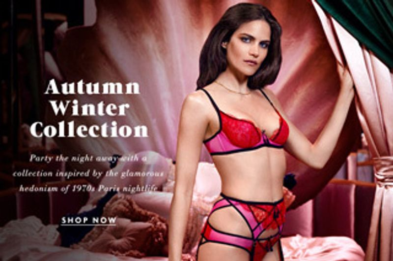 Agent Provocateur Welcome and Bridal Emails