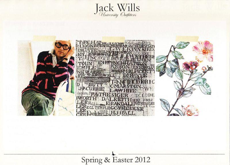 Jack Wills SP12