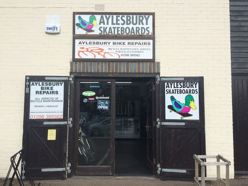 Aylesbury Skateboards
