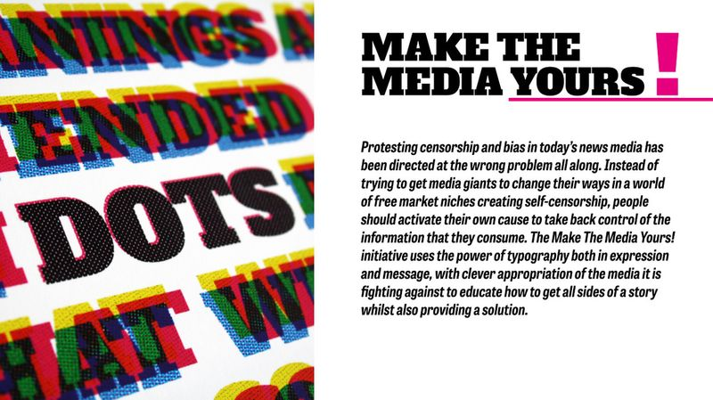 Make The Media Yours!