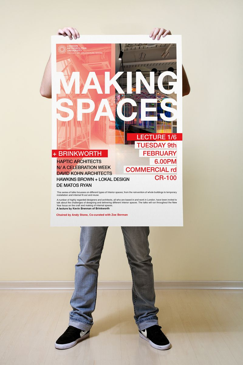 Make Spaces Lectures